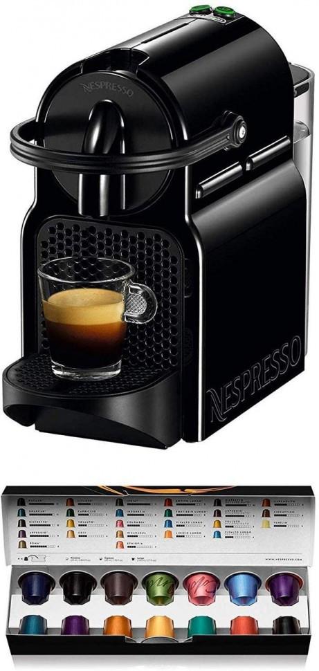 Кофеварка капсульная - DeLonghi EN 80.B