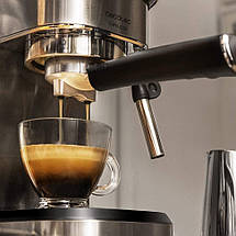 Кофемашина рожковая Cecotec Cafetera Express Cafelizzia 790 Steel para, фото 3