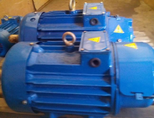 Крановый Электродвигатель MTF(Н) 512-8, 37кВт/725об.мин.