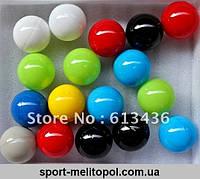 Шары для лототрона 25 шт. Диаметр: 40 мм Разъёмные На выбор: красный, розовый, оранжевый, зеленый, белый, фиолетовый, синий, желтый.