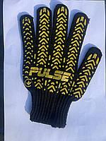 Перчаткам вязаная