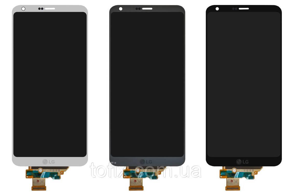 Дисплей для LG G6 H870, H871, H872, H873, LS993, US997, VS998, модуль, экран, оригинал,