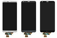 Дисплей для LG G6 H870, H871, H872, H873, LS993, US997, VS998, модуль, экран, оригинал,, фото 1