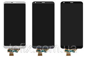 Дисплей для LG G6 H870, H871, H872, H873, LS993, US997, VS998, модуль в сборе (экран и сенсор), оригинал,
