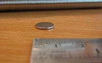 Неодимовый магнит диск 10х1 мм НЕОДИМ N38 ТУРЦИЯ ПОДБОР И КОНСУЛЬТАЦИЯ
