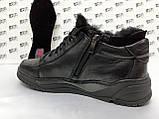 Комфортні зимові черевики під кросівки на цигейке Detta, фото 8