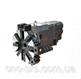 AK3180X8/12 инструментальная автоматическая многопозиционная головка с горизонтальной осью вращения