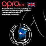 Наколенник спортивный OPROtec Knee Support with Open Patella TEC5729-XL Черный XL, фото 7