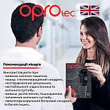 Наколенник спортивный OPROtec Knee Support with Open Patella TEC5729-XL Черный XL, фото 8