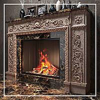 Каминный портал DECIOTTO из мрамора: лучшая цена., фото 1