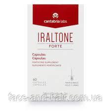 Капсулы для лечения ослабленных волос и ногтей Cantabria RALTONE FORTE Capsules  60 кап