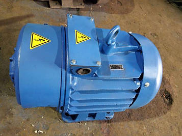 Крановый Электродвигатель MTН 611-10, 45кВт/570об.мин.