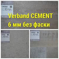Плитка SPC, кам'яно-пластиковий композит, Verband CEMENT, товщина 6мм