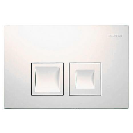 Кнопка для смыва Geberit Delta 50 (белая) 115.135.11.1 50