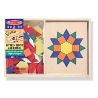 Розвивающая игрушка Melissa&Doug Крупноформатная мозаика (MD29)