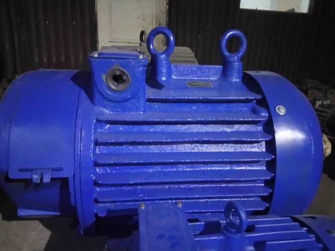 Крановый Электродвигатель MTН 612-10, 60кВт/575об.мин.