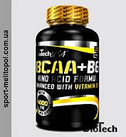 BioTech BCAA + B6 2:1:1 340 таб.