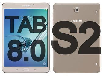 SAMSUNG TAB S2 8.0 T710 715