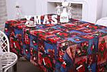 Скатерть Новогодняя 120-150 «Merry Christmas», фото 3