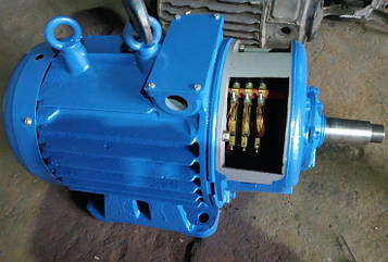 Крановый Электродвигатель MTН 613-10, 75кВт/575об.мин.