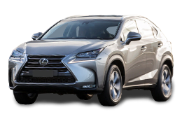 Килимок в багажник для Lexus (Лексус) NX 300H 2014-2017