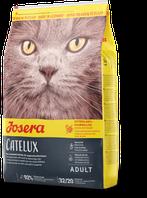 JOSERA Catelux корм для длинношерстных кошек 400 г