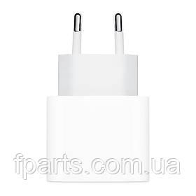 Сетевое зарядное устройство для Apple 20W USB-C Power Adapter White (MHJE3) Orig 100%
