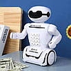 Копилка робот детский с кодовым замком Robot Piggy Bank 149645, фото 2