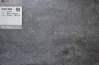Плитка SPC, кам'яно-пластиковий композит, Verband CEMENT СМ 1204