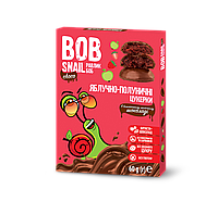 Конфеты Ябл-клубника в Бельгийском молочном шоколаде Равлик Боб 60г