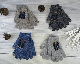 Перчатки одинарные с люрексом Сенсор 14-16 лет 5-50(14-16)