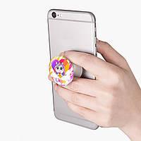 Попсокет (Popsockets) держатель для смартфона Лайки Единорог (Likee Unicorn) (8754-1593)