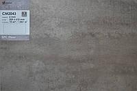 Плитка SPC, кам'яно-пластиковий композит, Verband CEMENT СМ 2043