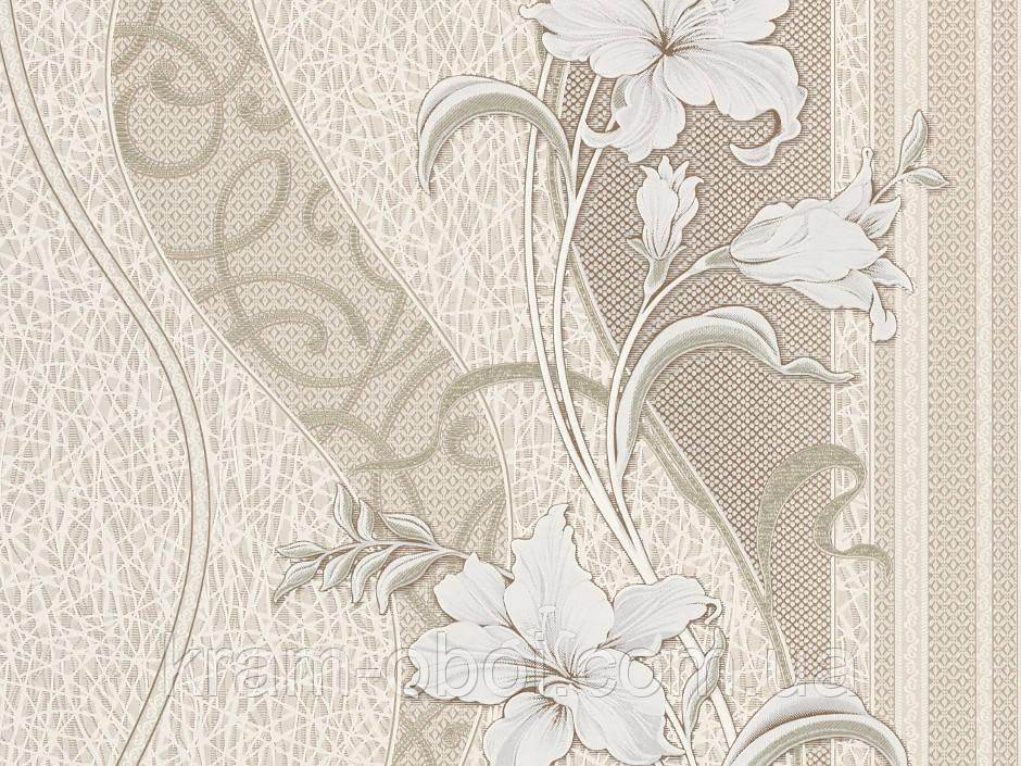 Обои Славянские Обои КФТБ виниловые на бумажной основе 10 м*0,53 9В58 9399-01