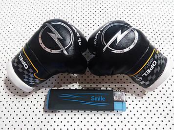 """Подвеска боксерские перчатки """"Opel""""  Подарок мужчине"""