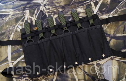 Набор метательных ножей Пугач, фото 2