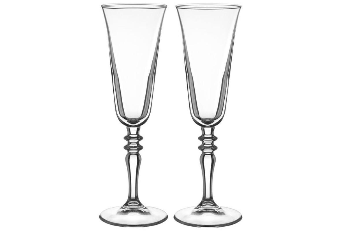 Набор фужеров для шампанского Pasabahce Vintage 190мл 2шт.