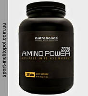 Nutrabolics Amino Power 2000 325 таб.