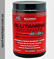 MuscleMeds Glutamine Decanate 300 г