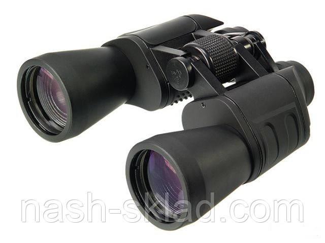 Бинокль БПЦ 20х50, профессионального качества с прекрасной оптикой