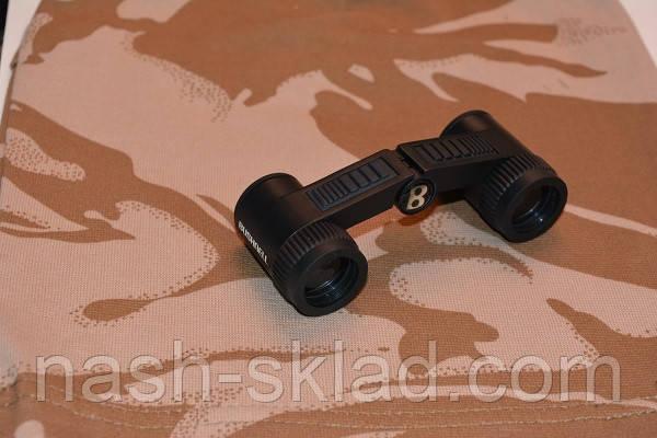 Бінокль 2,5x17,5 Bushnell mini відмінної якості, не буде псувати зір дитині