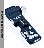 Samsung USB-концентратор 480Mbps 4 порта для PC Mac PS3 ноутбука Xbox 360