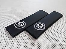 Подушки накладки на ремень безопасности 00273
