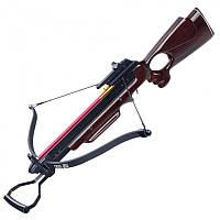 Арбалет винтовочного типа Jakal для активного отдыха и спортивной стрельбы по уткам