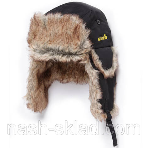 Шапка-ушанка Norfin, теплая и удобная, супер качество, -40С, фото 2