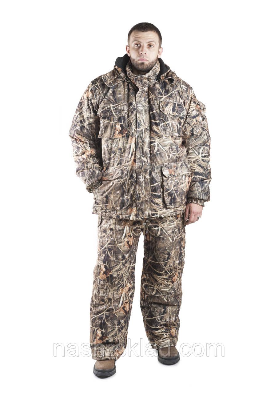 Зимовий мисливський костюм,водонепроникна мембрана алова