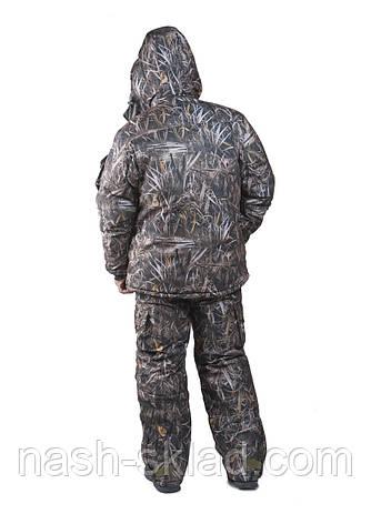Зимний рыбацкий костюм Темный камыш-30с комфорт, фото 2