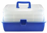 Ящик для рыбалки, органайзер для снастей, подарок рыбаку по доступной цене
