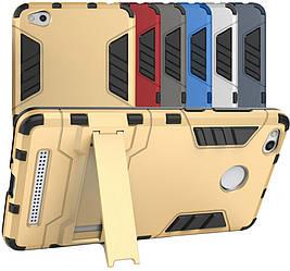 Противоударный чехол Xiaomi Redmi 4A (бампер трансформер) (Сяоми Ксиаоми Редми 4А)