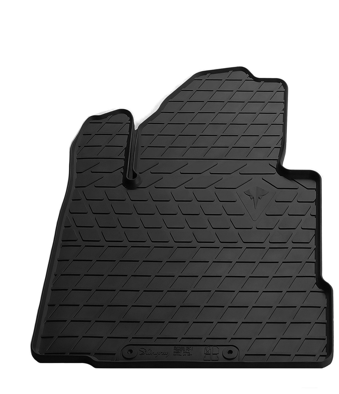 Водительский резиновый коврик для      GREAT WALL Haval M4 2013-2018 Stingray